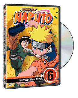Naruto, Vol. 6: Powerful New Rivals