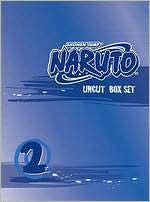 Naruto Uncut Box Set, Vol. 2