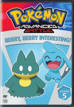 Pokemon Advanced Battle, Vol. 5: Berry Berry Interesting