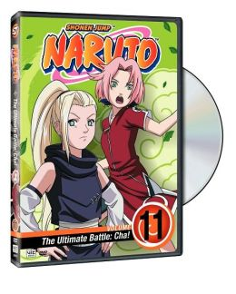 Naruto, Vol. 11: the Ultimate Battle - Cha!