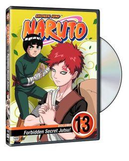 Naruto, Vol. 13: Forbidden Secret Jutsu!