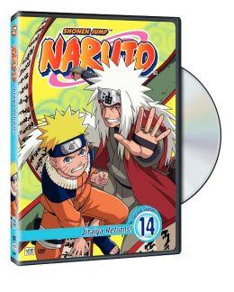 Naruto, Vol. 14: Jiraiya Returns!