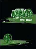 Naruto Uncut Box Set, Vol. 4