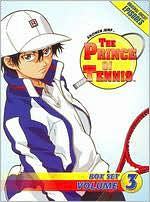 Prince of Tennis Box Set 3 (3pc) / (Box)