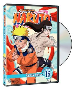 Naruto, Vol. 16: Ultimate Defense