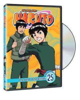 Naruto, Vol. 25: the Bond of the Shinobi