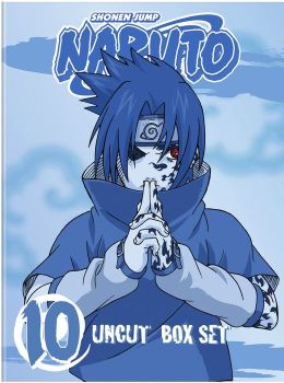 Naruto Uncut Box Set, Vol. 10