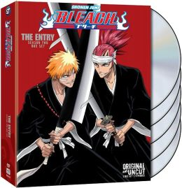 Bleach Uncut Box Set: Season 2 - the Entry