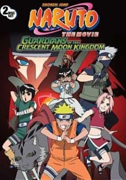 Naruto: The Movie 3 - Guardians of the Crescent Moon Kingdom