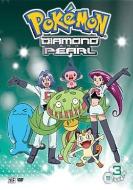 Pokemon: Diamond & Pearl Box Set 3