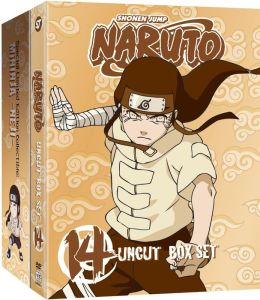 Naruto Uncut Box Set, Vol. 14