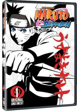 Naruto: Shippuden, Vol. 1