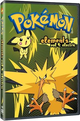 Pokemon Elements 4: Electric