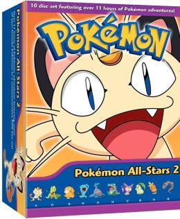 Pokemon All Stars Box Set 2