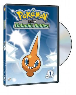 Pokemon Dp Galactic Battles 1
