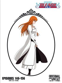 Bleach Uncut Box Set, Vol. 9: Episodes 146-156