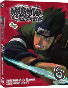 Naruto: Shippuden - Box Set 6