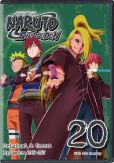 Video/DVD. Title: Naruto Shippuden Uncut Set 20