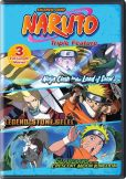 Video/DVD. Title: Naruto Movies Triple Feature