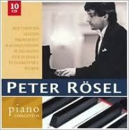 Peter Rösel plays Various Piano Concertos [Box Set]