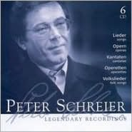 Peter Schreier's Legendary Recordings [Box Set]