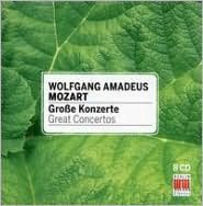 Mozart: Great Concertos