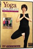 Video/DVD. Title: Yoga for the Rest of Us