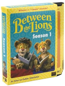 Between the lions. Season 1 (DVD video, 2008) [WorldCat.org]