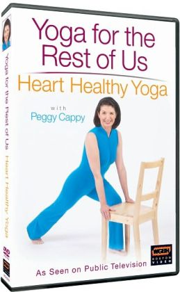 Peggy Cappy: Yoga for the Rest of Us - Heart Healthy Yoga