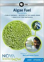 NOVA: scienceNOW: Episode 6 - Algae Fuel