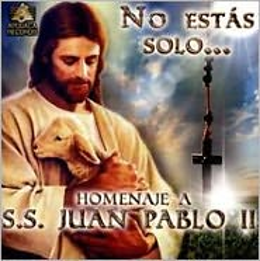 Homenaje a S.S. Juan Pablo II