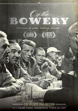 On the Bowery: the Films of Lionel Rogosin 1 (2pc)