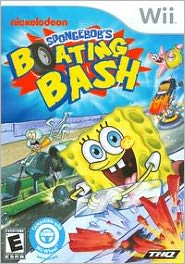 Spongebob Boating Bash Wii