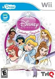 UDraw Disney Princess Enchanting Storybook Wii
