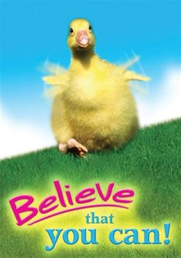 Trend Enterprises Inc. T-A67397 Believe That You Can Poster