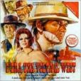 CD Cover Image. Title: Once Upon a Time in the West [Original Soundtrack], Artist: Ennio Morricone