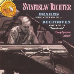 Brahms: Piano Concerto No. 2 / Beethoven: Piano Sonata No. 23