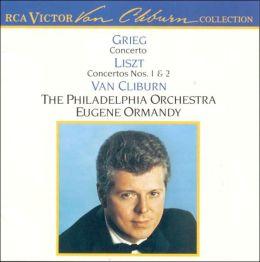Liszt: Concertos Nos. 1 & 2 / Grieg: Concerto, Op. 16