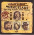 CD Cover Image. Title: Wanted! The Outlaws [Bonus Tracks], Artist: Waylon Jennings