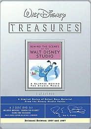 Behind Scenes Walt Disney Studio