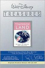 Walt Disney Treasures: Walt's Tomorrowland - Disney in Space and Beyond