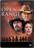 Video/DVD. Title: Open Range