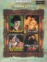 Amelie/like Water for Chocolate/Il Postino the Postman/Chocolat