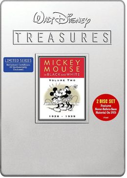 Mickey Mouse in Black & White Vol. 2: 1928-1935