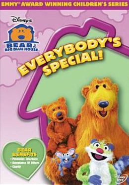 Bear in the Big Blue House, Vol. 7: Everybody's Special