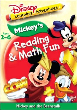 Mickey's Reading & Math Fun - Mickey and the Beanstalk