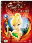 Video/DVD. Title: Tinker Bell and the Lost Treasure