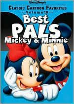 Classic Cartoon Favorites, Vol. 10: Best Pals - Mickey & Minnie