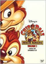 Chip 'N Dale Rescue Rangers, Volume 1