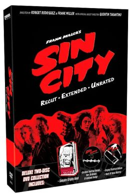 Sin City (Recut & Extended Edition)